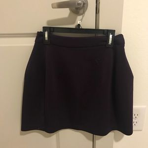 ASOS plum skirt